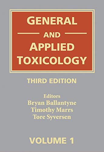 9780470723272: General and Applied Toxicology, 6 Volume Set