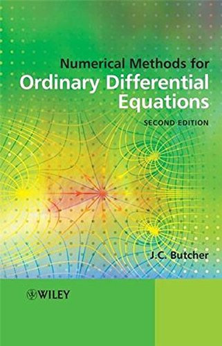 9780470723357: Numerical Methods for Ordinary Differential Equations