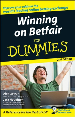 9780470723364: Winning on betfair for dummies