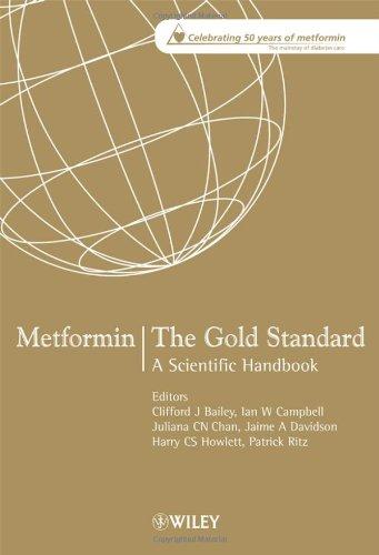 9780470725412: Metformin - The Gold Standard: A Scientific Handbook