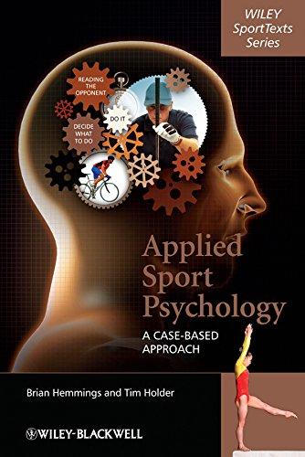 9780470725733: Applied Sport Psychology: A Case-Based Approach
