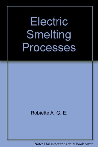 9780470727867: Electric smelting processes