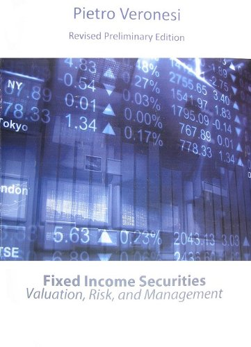 9780470732229: Fixed Income Securities: Valuation, Risk, and Risk Management