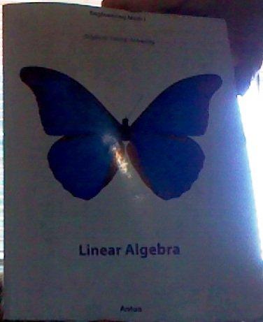 Linear Algebra: Howard Anton and
