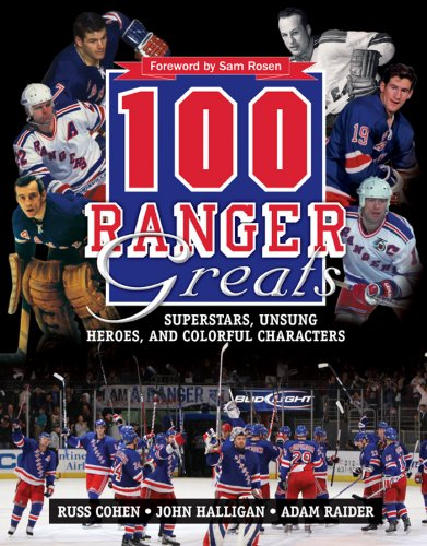 9780470736197: 100 Ranger Greats: Superstars, Unsung Heroes and Colorful Characters