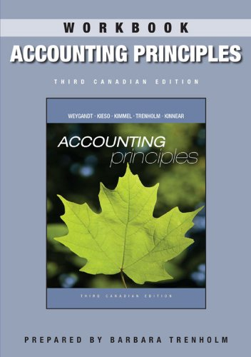 9780470736258: Accounting Principles Workbook