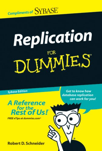 9780470739808: Replication For Dummies, Custom, Special Pocket Edition