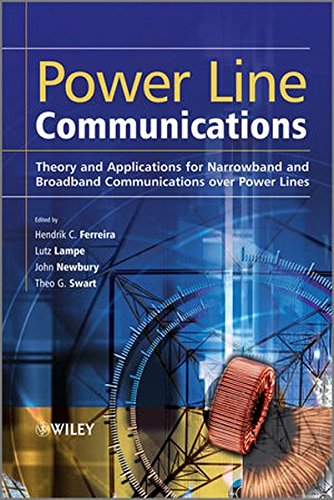 9780470740309: Power Line Communications: Theory and Applications for Narrowband and Broadband Communications over Power Lines