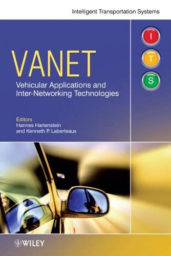 9780470740569: VANET Vehicular Applications and Inter-Networking Technologies