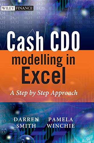 9780470741573: Cash CDO Modelling in Excel: A Step by Step Approach