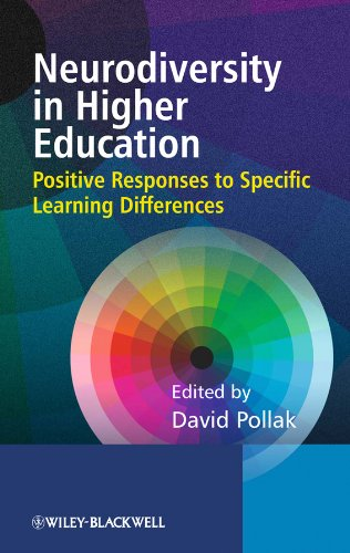 9780470741597: Neurodiversity in Higher Education: Positive Responses to Specific Learning Differences
