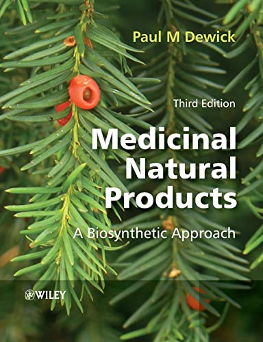 9780470741672: Medicinal Natural Products: A Biosynthetic Approach