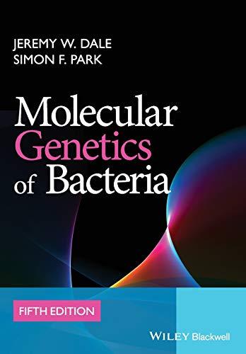 9780470741849: Molecular Genetics of Bacteria