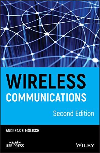9780470741870: Wireless Communications