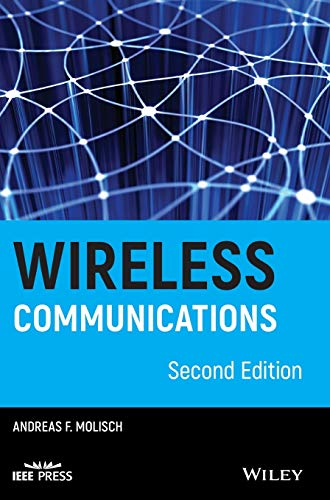 Wireless Communications 9780470741870  Professor Andreas F. Molisch, renowned researcher and educator, has put together the comprehensive book, Wireless Communications. The second edition, which includes a wealth of new material on important topics, ensures the role of the text as the key resource for every student, researcher, and practitioner in the field.  —Professor Moe Win, MIT, USA Wireless communications has grown rapidly over the past decade from a niche market into one of the most important, fast moving industries. Fully updated to incorporate the latest research and developments, Wireless Communications, Second Edition provides an authoritative overview of the principles and applications of mobile communication technology. The author provides an in-depth analysis of current treatment of the area, addressing both the traditional elements, such as Rayleigh fading, BER in flat fading channels, and equalisation, and more recently emerging topics such as multi-user detection in CDMA systems, MIMO systems, and cognitive radio. The dominant wireless standards; including cellular, cordless and wireless LANs; are discussed. Topics featured include: wireless propagation channels, transceivers and signal processing, multiple access and advanced transceiver schemes, and standardised wireless systems. Combines mathematical descriptions with intuitive explanations of the physical facts, enabling readers to acquire a deep understanding of the subject. Includes new chapters on cognitive radio, cooperative communications and relaying, video coding, 3GPP Long Term Evolution, and WiMax; plus significant new sections on multi-user MIMO, 802.11n, and information theory. Companion website featuring: supplementary material on 'DECT', solutions manual and presentation slides for instructors, appendices, list of abbreviations and other useful resources.