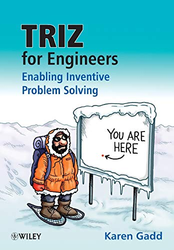 9780470741887: TRIZ for Engineers: Enabling Inventive Problem Solving