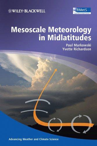 9780470742136: Mesoscale Meteorology in Midlatitudes