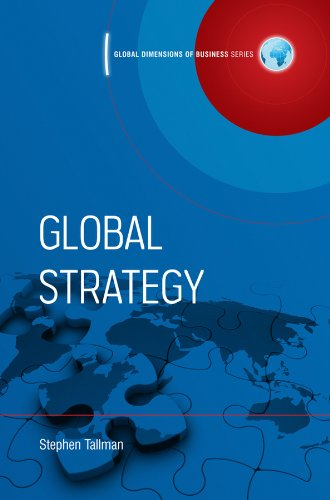 9780470742440: Global Dimensions of Strategy