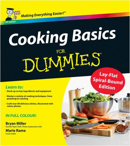 9780470742587: Cooking Basics For Dummies, UK Edition