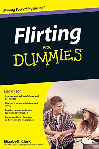 9780470742594: Flirting for Dummies