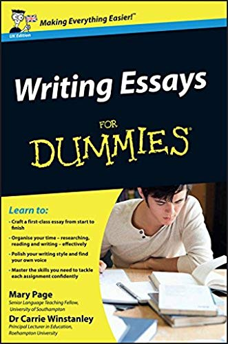 9780470742907: Writing Essays for Dummies
