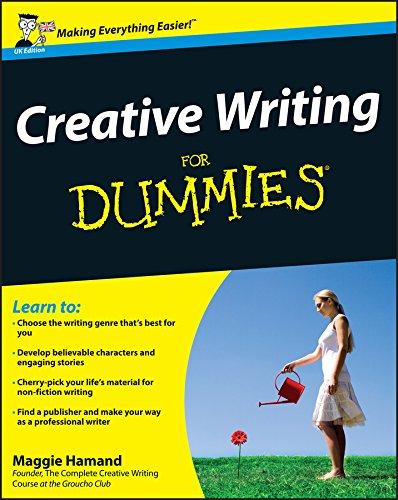 9780470742914: Creative Writing for Dummies: Uk Edition