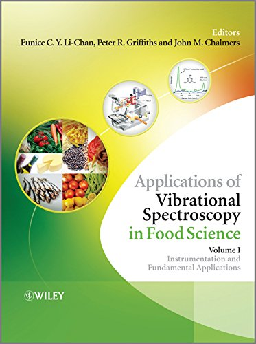 Applications of Vibrational Spectroscopy in Food Science (Hardback)