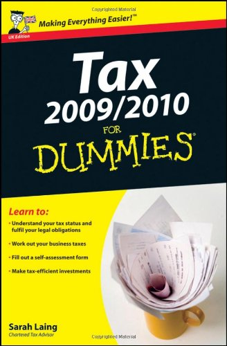 9780470743249: Tax 2009/2010 For Dummies