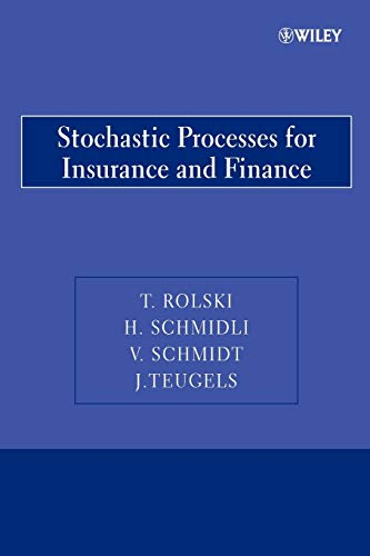 9780470743638: Stochastic Processes for Insurance P (Wiley Series in Probability and Statistics)