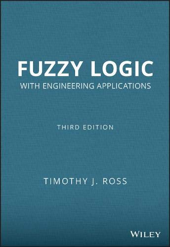 9780470743768: Fuzzy Logic with Engineering Applications, Third Edition