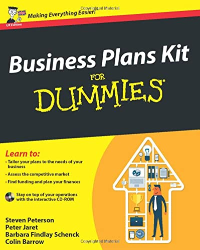 9780470743812: Business Plans Kit For Dummies