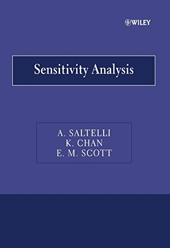 9780470743829: Sensitivity Analysis