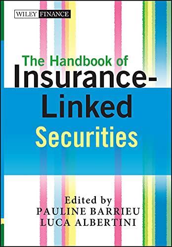 9780470743836: The Handbook of Insurance-Linked Securities