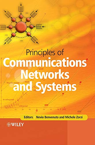 9780470744314: Principles of Communications Networks and Systems