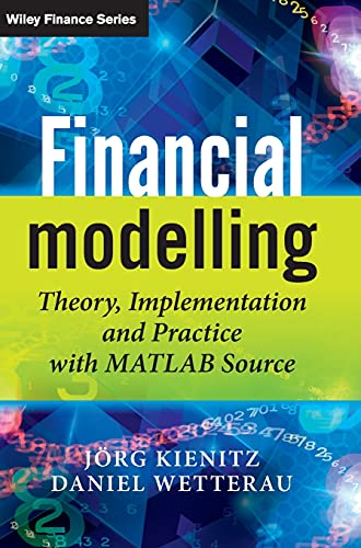 9780470744895: Financial Modelling: Theory, Implementation and Practice with MATLAB Source
