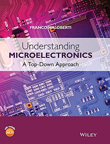 9780470745557: Understanding Microelectronics: A Top-Down Approach