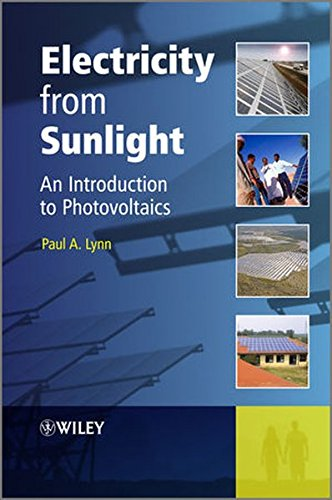 9780470745601: Electricity from Sunlight: An Introduction to Photovoltaics