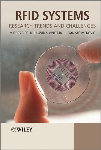 9780470746028: RFID Systems: Research Trends and Challenges