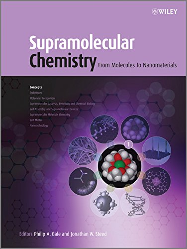 9780470746400: Supramolecular Chemistry: From Molecules to Nanomaterials