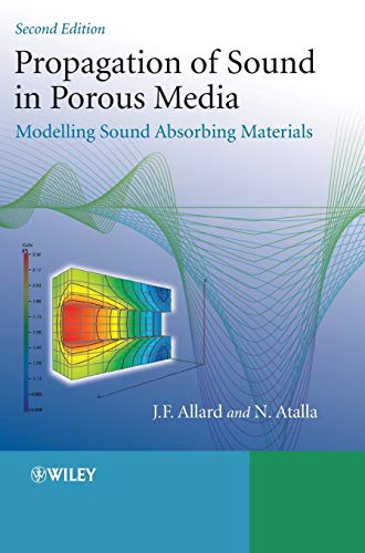 9780470746615: Propagation of Sound in Porous Media: Modelling Sound Absorbing Materials