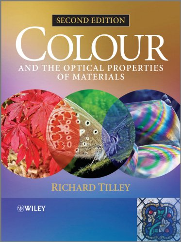 9780470746950: Colour and the Optical Properties of Materials: An Exploration of the Relationship Between Light, the Optical Properties of Materials and Colour