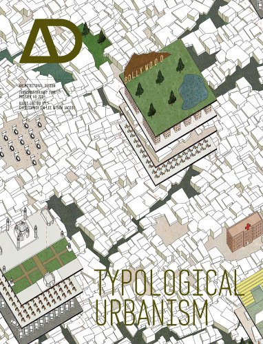 9780470747209: Typological Urbanism Projective Cities: Architectural Design