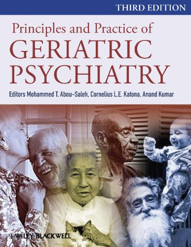9780470747230: Principles and Practice of Geriatric Psychiatry