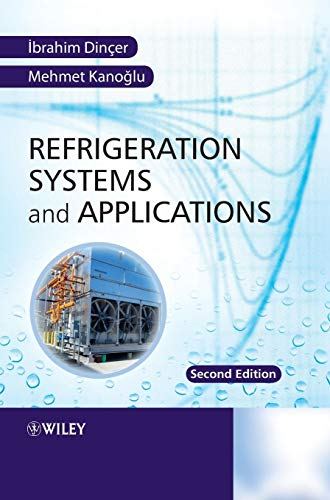 9780470747407: Refrigeration Systems and Applications