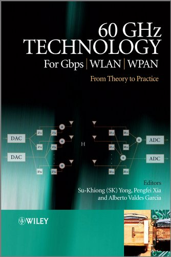 9780470747704: 60GHz Technology for Gbps WLAN and WPAN: From Theory to Practice