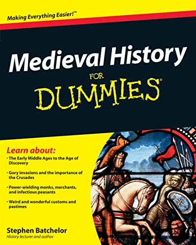 9780470747834: Medieval History for Dummies