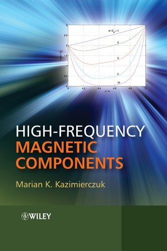 9780470748022: High-Frequency Magnetic Components