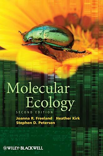 9780470748343: Molecular Ecology