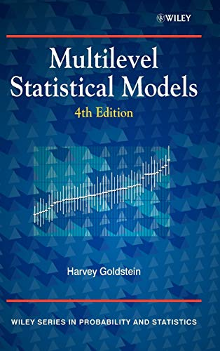 9780470748657: Multilevel Statistical Models