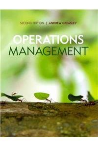 9780470748787: Operations Management
